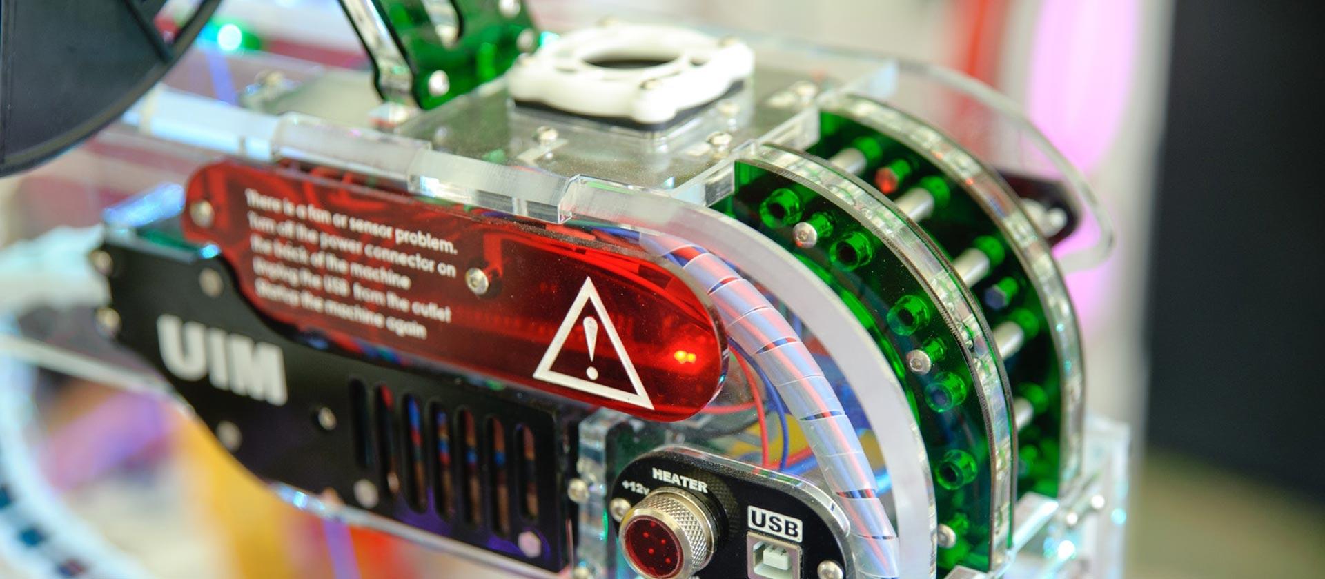 Elettronica ed automazione industriale